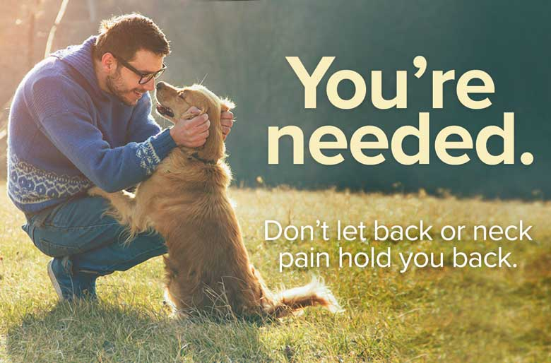 Find relief from back and neck pain through pain management procedures from Suburban Imaging.